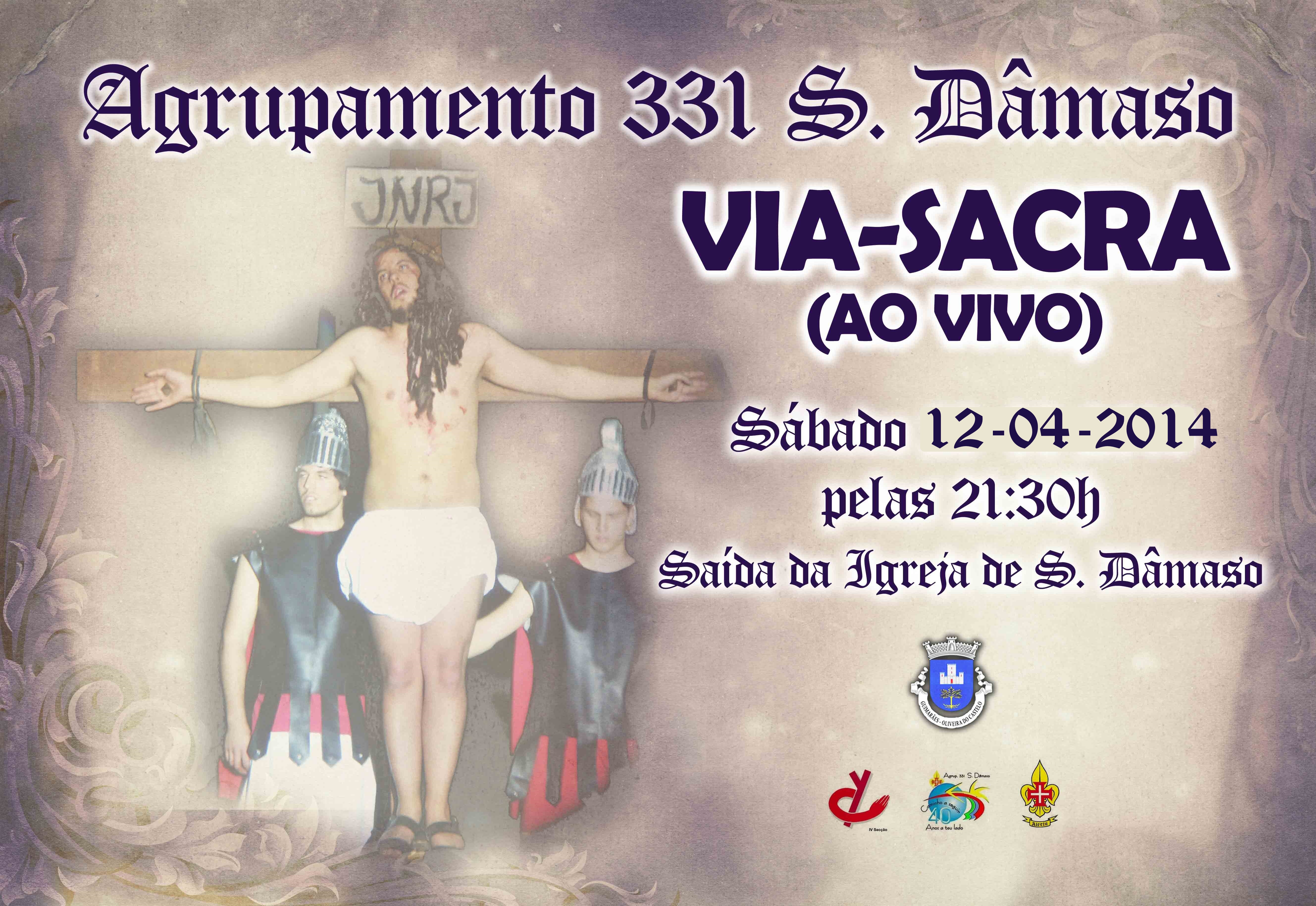 via sacra 2014